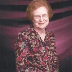 Joan Margaret Cahoy