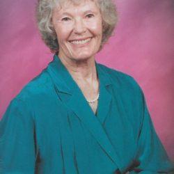 Norma Jean Marsh (maiden name Whittum)
